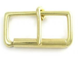 50mm Solid Brass Roller buckle. For belts up to 50mm (2 inches) wide. Code BUC144